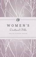 ESV Women's Devotional Bible Purple (Black Letter Edition) Hardback