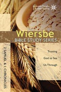 2 Samuel (Wiersbe Bible Study Series)