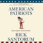 American Patriots eAudio