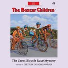The Great Bicycle Race Mystery eAudio