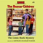 The Comic Book Mystery eAudio