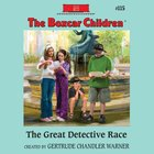 The Great Detective Race eAudio