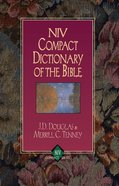 NIV Compact Dictionary of the Bible Hardback