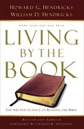 Living By the Book (2007) Paperback