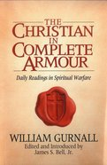 Christian in Complete Armour Paperback