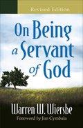 On Being a Servant of God Hardback