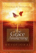 Grace Awakening (Study Guide) Paperback