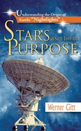 Stars and Their Purpose Paperback