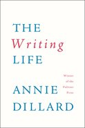 The Writing Life eBook