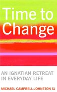 Time to Change Paperback