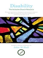 Disability: The Inclusive Church Resource Paperback