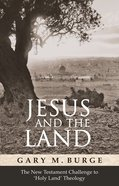 Jesus and the Land eBook