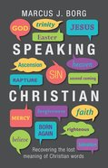 Speaking Christian eBook