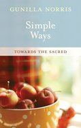 Simple Ways eBook