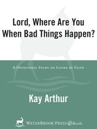 Lord, Where Are You When Bad Things Happen? eBook