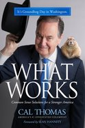 What Works Paperback