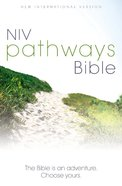 NIV Pathways Bible Chocolate/Charcoal Duo-Tone eBook