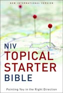 NIV Topical Starter Bible eBook