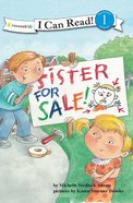 Sister For Sale eBook