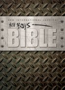 NIV Boys Bible eBook
