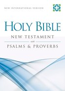 NIV New Testament With Psalms and Proverbs Cranberry eBook