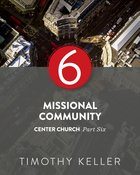 Missional Community eBook