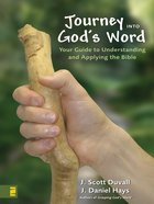 Journey Into God's Word eBook