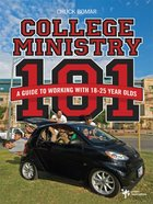 College Ministry 101 eBook