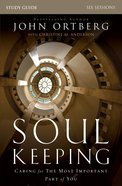 Soul Keeping (Study Guide) eBook