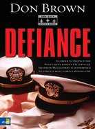 Defiance (#03 in Navy Justice Fiction Series) eBook