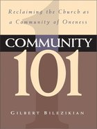 Community 101 eBook