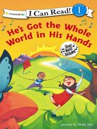 He's Got the Whole World in His Hands (I Can Read!1 Series) eBook
