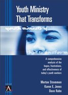 Youth Ministry That Transforms eBook