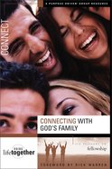 Connecting With God's Family (Doing Life Together Series) eBook