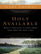 Holy Available eBook