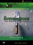 Foundations: Creation (Participant's Guide) eBook