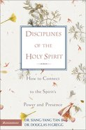 Disciplines of the Holy Spirit eBook