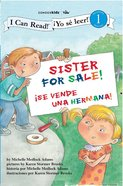Yo Se Leer!: Hermana a La Venta (I Can Read!: Sister For Sale) eBook