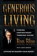 Generous Living eBook