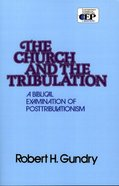 Church and the Tribulation eBook