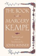 The Book of Margery Kempe Paperback