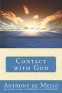Contact With God Paperback