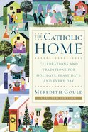 The Catholic Home Paperback