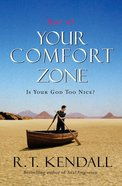 Out of Your Comfort Zone eBook