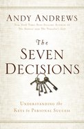 The Seven Decisions eBook