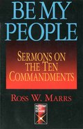 Be My People (Protestant Pulpit Exchange Series) Paperback