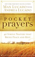 Pocket Prayers (Pocket Prayers Series) eBook