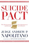 Suicide Pact Hardback