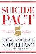 Suicide Pact eBook