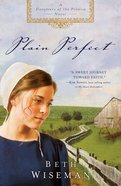 Plain Perfect (#01 in Daughters Of Promise Series) Paperback